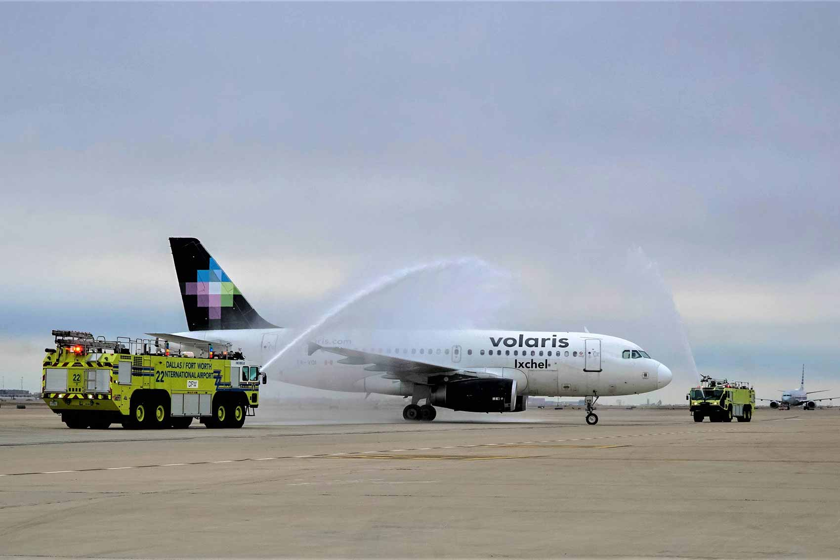 Volaris-Ruta-Mexico-Dallas